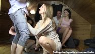 Sexual education experiment - First sexual experiment on sex party