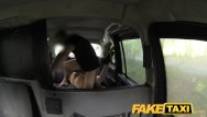 Customer pictures bikini Faketaxi - halloween customer in taxi facial