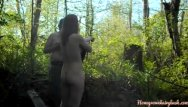 Sexy beast the movie - Fucking the hairy beast in the forest