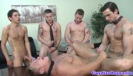 Nyc gay mens fashion group Jimmy davis and co climax at an orgy
