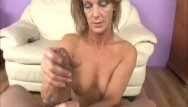 Mature amateurs 40 something - Mature slut pussy rubbing and jerking