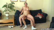 Mature cunt 60 Lonely 60 years old granny swallows big cock