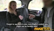 Tourist nudes Faketaxi hot blonde tourist does xmas anal