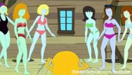 Fetish time Adventure time hentai - bikini babes time