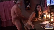Xxx xmas photos - Very old man reveives pussy to fuck on xmas