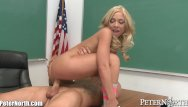 Peter north compilation cumshots Teen rides big cock at school