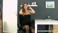 Pissing on stockings Stocking clad babe pissy pussy