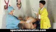 Girl special tgp Teen girl examined by 2 nasty gynecologists