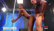 Mature goo - Gorgeous ebony babe zara gets pounded