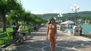 Active teen health - Cute babe alena shows her hot body in public