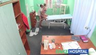 Hospital hot sex - Fakehospital hot blonde loves the doctor