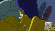 Free simpsons cartoon porn clips - Simpsons porn - sex night