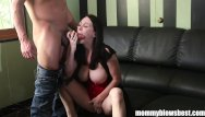 Power strip vertical Mommybb busty mom drinking over a cheating bo