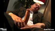 Is preston gay - Elegant sean preston wanking his large cock
