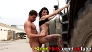 Thandie nude flirting German tattoo slut fucked