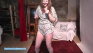 Chubby chick sex - Chubby czech chick does stripshow and fuck