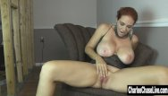 Charlee amateur video Horny milf charlee chases pussy needs pleasi