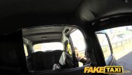 New oral contraceptive Faketaxi new cab driver gives a good facial