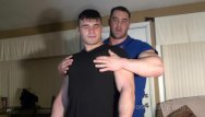 Gay boy muscle love - Muscle stud nude stripping