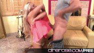 Lacie heart gives a footjob - Airerose young milf holly gives the ride of h