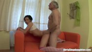 Lesbian sex tip Naughty stepdaughter sucks and fucks her tips