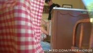 Handjob harry aubrey free pictures Wicked - samantha rone gets caught on hidden
