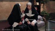 Sophia masturbate Electro naughty nuns