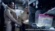 Pictures of mistletoe on your cock - Wicked - asa akira gets some food truck cock