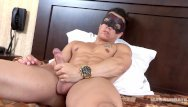 Gas masks gay Maskurbate masked hunk stripping and showing