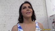 I want to suck on some big tits Valentina nappi wants some random black cock