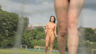 Nude volleyball game - Nude games between beautiful babes