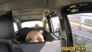 Fake nude galleries Fake taxi creampie for hot blonde in taxi