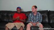 Gay teen boys love - Landon love gets introduced to black cock