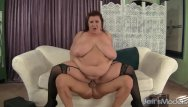Free lady mature sex Big boobed mature bbw lady lynn hardcore sex