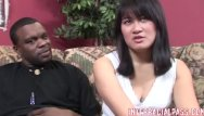 Large asian tgp - Kiwi takes a large black cock up her pussy