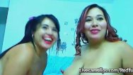 Sexy busty latina porn clips Amateur busty latinas girl on girl sex on cam