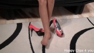 Adult clips on you tube Mistress high heels shoeplay