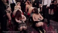 Redhead bdsm video - Decadent bdsm slave orgy