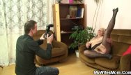 Mature sex taboo - Mother inlaw taboo sex after photosession