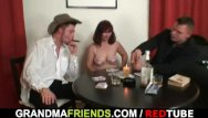 Naked picture playing poker woman Poker playing granny swallowing two big cocks