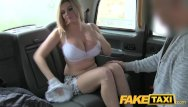 Tv fakes nude - Fake taxi busty tv star gets a sticky facial