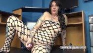 Silvia de meyer nude model Lexxi meyers is fucking her plump pussy