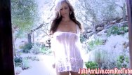 Sheer breasts - Superstar milf julia ann in sheer