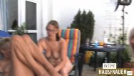 Mature games mature - Dildo games on the roof terrace