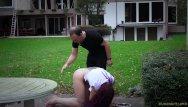 Redhead slave orgasm Reeducation of a bondage slave girl