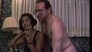 Co-ed sex tapes - Vintage amateur fucked in first sextape