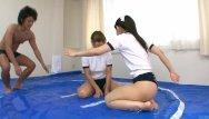 Group wrestling oil nude Subtitles japanese sumo oil wrestling game