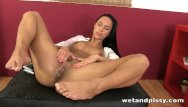 Hot wet cunt movies Hot pissy lady drills her cunt with passion