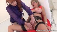Vip sex toys - Milf red xxx plays with bound lady sonia