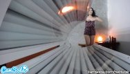 Free nude tanning bed cams - Teen latina caught in tanning bed